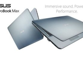 ASUS presenta su notebook VivoBook Max X541