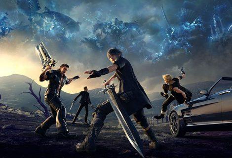 [REVIEW] Final Fantasy XV
