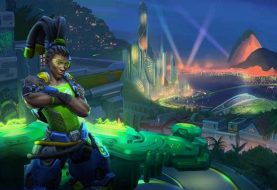 Lucio, desde Overwatch a  Heroes of the Storm