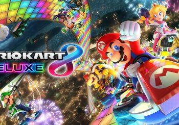 Mario Kart 8 Deluxe para Nintendo Switch.