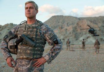 En adelanto, War Machine, próxima película de Netflix con Brad Pitt.