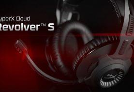 HyperX anuncia la llegada a chile de los audífonos Cloud Revolver S: sus auriculares más avanzados para videojuegos