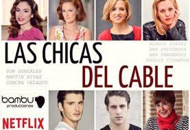 Netflix estrena el tráiler de Las chicas del cable y libera las primeras imágenes de Glow