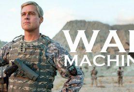 Netflix nos comparte el nuevo trailer de War Machine
