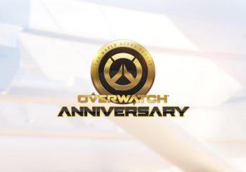 Estas Invitado a la celebración del aniversario de Overwatch