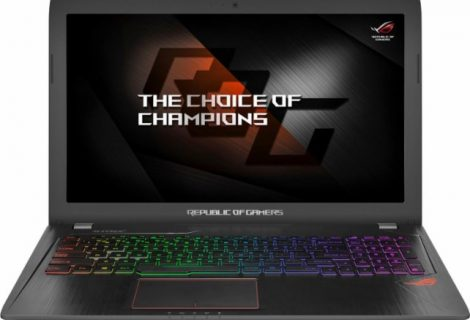 ASUS ROG presentó tres nuevos portátiles con características únicas