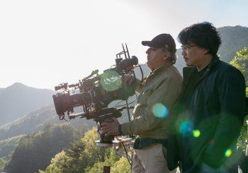"Okja, video especial ""detrás de cámaras"""