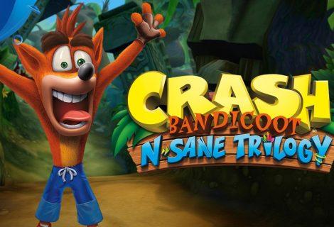 [REVIEW] Crash Bandicoot N. Sane Trilogy