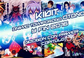 Review Anime Otoño 2016 Decidan con Primer Capitulo