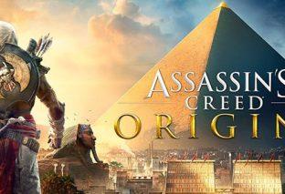 Ubisoft presentará el adelanto de Assassin's Creed Origins en FestiGame Coca-Cola Zero