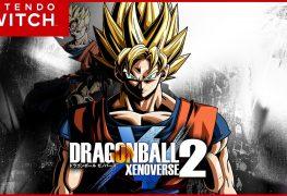 Dragon Ball Xenoverse 2 para Nintendo Switch