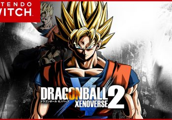 Dragon Ball Xenoverse 2 para Nintendo Switch