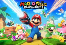 [REVIEW] Mario + Rabbids Kingdom Battle