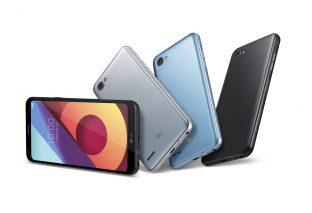 LG lanza su nuevo smartphone Q6 al mercado.