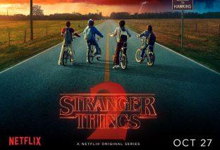 Segundo trailer de Stranger Things 2
