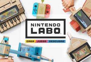 Nintendo direct y si DIY de carton