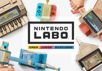 Nintendo direct y si DIY de carton