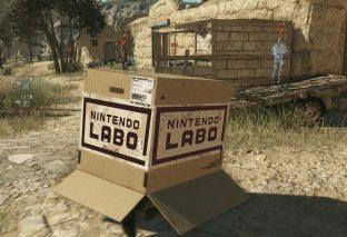 Los memes de Nintendo Labo, enserio que son buenos.