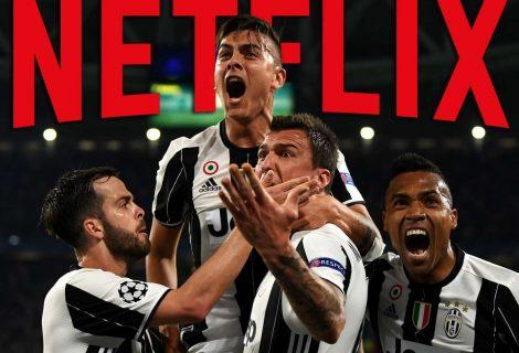 Netflix debuta trailer de Prima Squadra: Juventus